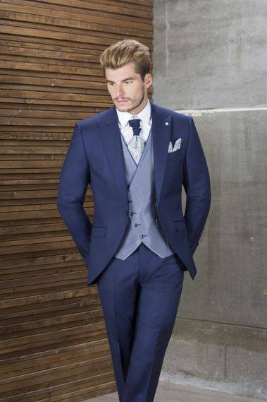 Encuentra el traje ideal según el tipo de boda