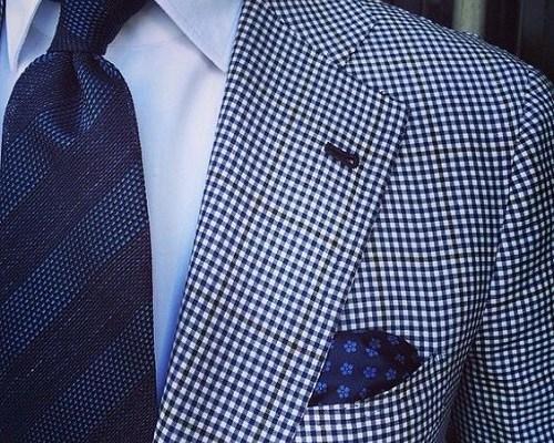 Tips para combinar la corbata con la camisa