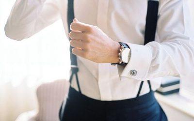 Consejos para elegir los complementos del traje de novio